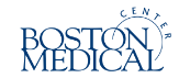 boston medical center logo in footer